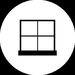 sistema di sicurezza montabile su ogni finestra