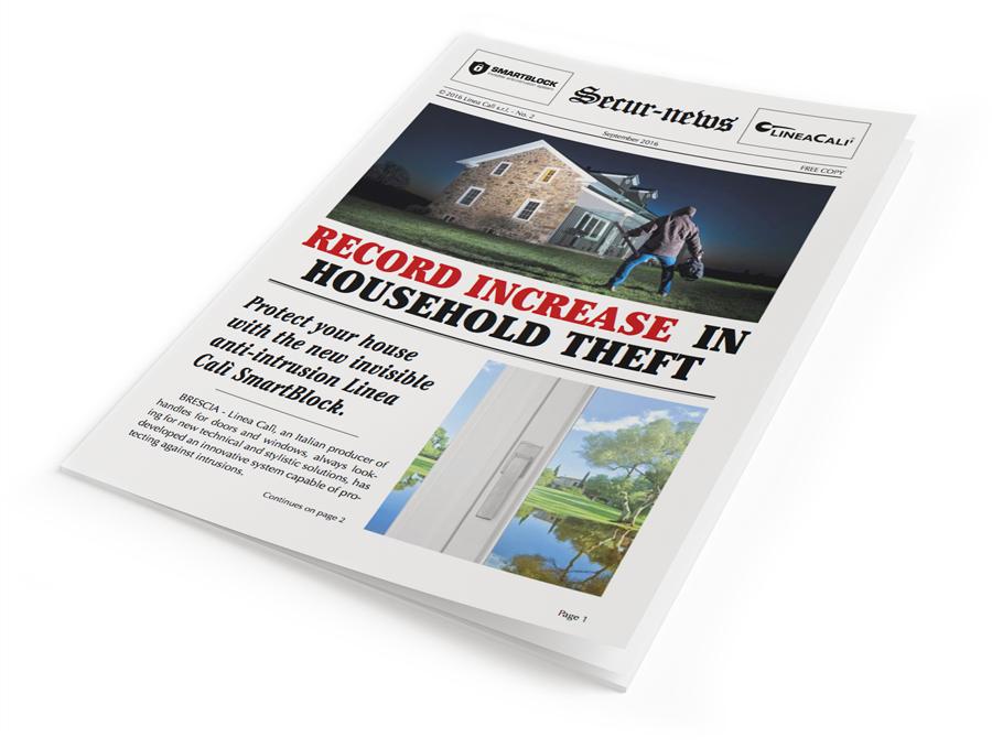 brochure sui furti in abitazione e azienda